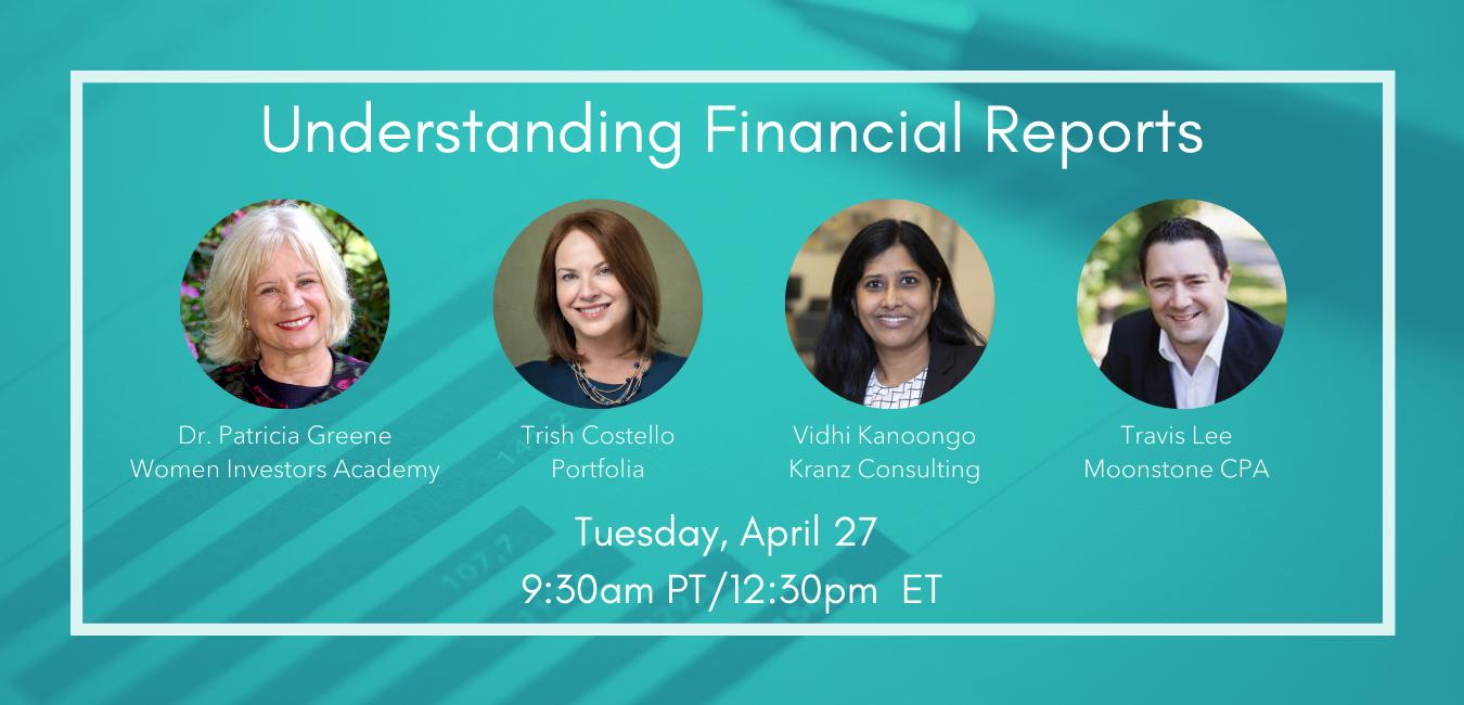 Understanding Your Financial Report 5